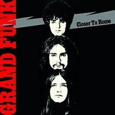 Disques vinyles rock Grand Funk Railroad LP