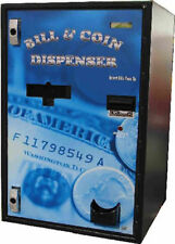 AMERICAN CHANGER - BILL & COIN CHANGER - FRONT LOAD - AC7802