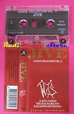 MC RAY HAMILTON BALLROOM JIVE Dance collection 11 holland no cd lp dvd vhs