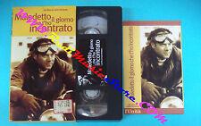 film VHS cartonata MALEDETTO IL GIORNO CHE T'HO INCONTRATO Verdone(F95*) no dvd