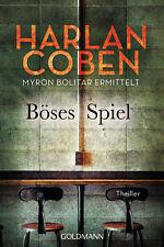 Harlan Coben - Böses Spiel - Myron Bolitar ermittelt: Thriller (Myron-Bolitar-Re