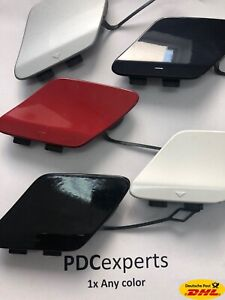 NEW Genuine BMW 4 series F32 F33 F36 REAR BUMPER TOW HOOK EYE COVER - ALL COLORS