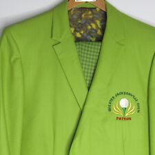 Vintage Richard Bennett Suit Plaid Pants 1969 Greater Jacksonville Open Golf