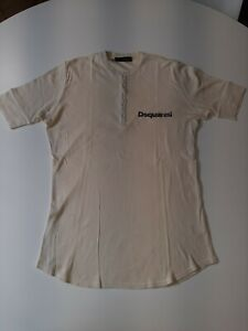 Dsquared2 T-shirt Tg.S Uomo, Cotone/angora. Usata Poco.