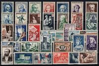 BA141133/ FRANCE / LOT 1953 - 1954 MINT MNH CV 340 $