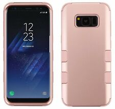 For Samsung Galaxy S8 - Hybrid Shockproof Defender Shield Case Cover R