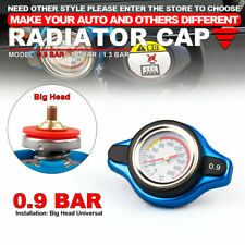 0.9 Bar Thermo Thermostatic Radiator Cap Cover Water Temperature Gauge Universal