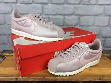 Nike UK 5.5 EU 39 Damas bastante Primrose Rosa Clásico Nylon Cortez se entrenadores