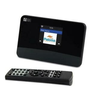 Ocean Digital Internet Radio Adaptor With DAB - Black