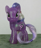 "My Little Pony WYSTERIA G4 FIM Brushable 3"" Glitter MLP Pinkie Pie's Boutique"