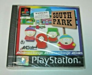 South Park - PlayStation PS1 PAL España, Italia, Francia y Holanda - Precintado