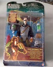 Disney Atlantis Movie Figure Vinny Santorini# Mosc Action Figure