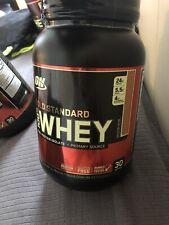 Optimum Nutrition Gold Standard 100% Whey 2lbs. Protein Powder Dulce de Leche