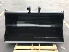 """New 60"""" Ditch Cleaning Bucket for a Komatsu Pc60-5"""