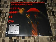 Marvin Gaye Let's Get It On  Hybrid SACD Mobile Fidelity MOFI