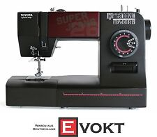 Toyota Super Jeans 26 Sewing Machine SuperJ26 Genuine NEW
