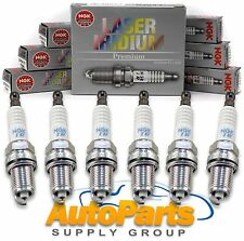 6-PC NGK Laser Iridium Spark Plug Set OEM for Acura/Honda V6-Accord,MDX,TL,RL,CL