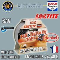 LOCTITE 5080 Fix & Repair Tape Ruban Adhésif Puissant 25m Gamme PRO Réf. 801959