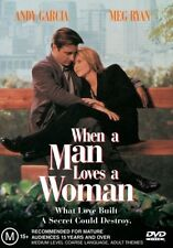When A Man Loves A Woman (DVD, 2002)