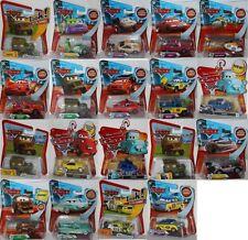 #03 CARS-Disney-Pixar-Maßstab 1/55-Aussuchen A: Look/Synthetik Rubber Tires, ..