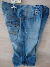 M.O.D by Monopol Jeans Damen Shorts Bermuda Light Blue Gr.25 NEU mit ETIKETT
