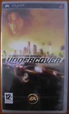 Need for Speed Undercover [UMD] PlayStation Portable PSP Pal-España ¡¡NUEVO!!!