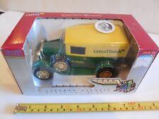 Liberty Classic Ford Model A Coin Bank True Value Green humb