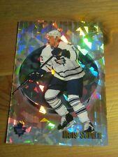 1998 99 Upper Deck Game Jersey #GJ 19 Mats Sundin - Quebec Nordiques          XX