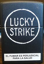 rare Zippo  lucky strike only promotion in  argentina 2008