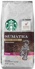 Starbucks Sumatra Dark Roast Ground Coffee - 12oz