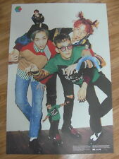 EXO-CBX - HEY MAMA! [CHEN VER.] CD W/BOOKLET+ PHOTOCARD + 2 UNFOLD POSTER