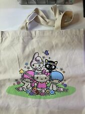 Sanrio Hello Kitty Canvas Tote Lootcrate