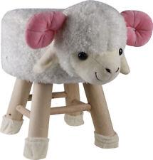 Kids Lamb Face Stool