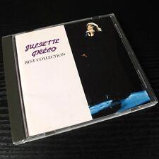 Juliette Greco Gréco - Best Collection JAPAN CD FNCP-30369 Chanson #122-1