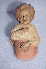 Tom Clark Gnome Aunt Penny sitting down~ aka Penny Ante Poker~ retired edit 5221