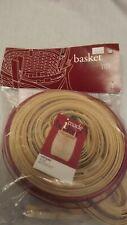 Basket Weaving 101 Kit Wall Basket new in packaging