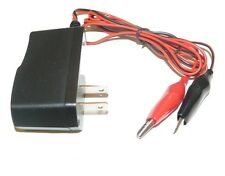 SLA Battery Charger for 12V 1.2AH Sealed Lead Acid (SLA) Battery(s) & Much More