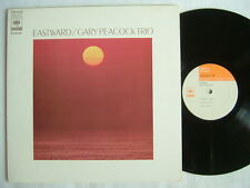 GARY PEACOCK TRIO EASTWARD MASABUMI KIKUCHI / GATEFOLD COVER