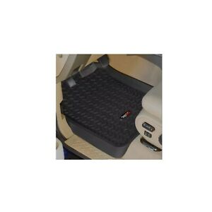 Rugged Ridge 82902.31 Pair of Black Front Floor Liners for Ford F-150/Raptor