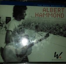 Albert Hammond the many sounds of 3 Cds greatest hits 70's, 80's & 90s it never