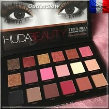 HUDA BEAUTY PALETTE EYESHADOW ROSE GOLD EDITION OMBRE A PAUPIERE KYLIE JENNER