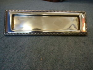 Vintage Brass Letter Box