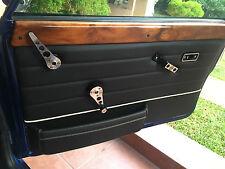 Les Garnitures de vide-poches avant de l'intérieur - Mini Austin Cooper Classic