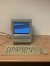 Apple Macintosh SE/30 with Keyboard and Mouse