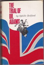The Trial of Dr.Adams by Sybille Bedford (1962, Paperback) TIME Magazine Edition