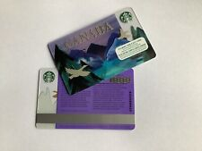 Geschenkkarte Starbucks Canada # 6138 🇨🇦 Goose