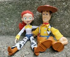 2006 Disney Toy Story Action Pals Woodie & Jessie Figure Toys Hasbroo