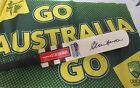 Allan Border (Australia) signed Gray Nicolls Mini Cricket Bat + COA / proof