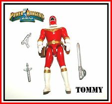 Power Rangers Zeo: Tommy Oliver / Red Ranger _ ** Complete **