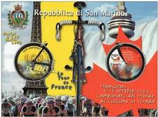 San Marino 2003  Bf 81 Tour di France Mnh